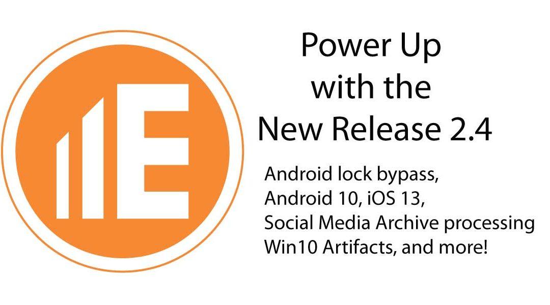 E3 Platform 2.4 Release