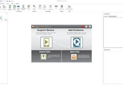 Digital forensic tools