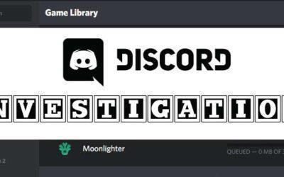 Discord Investigations