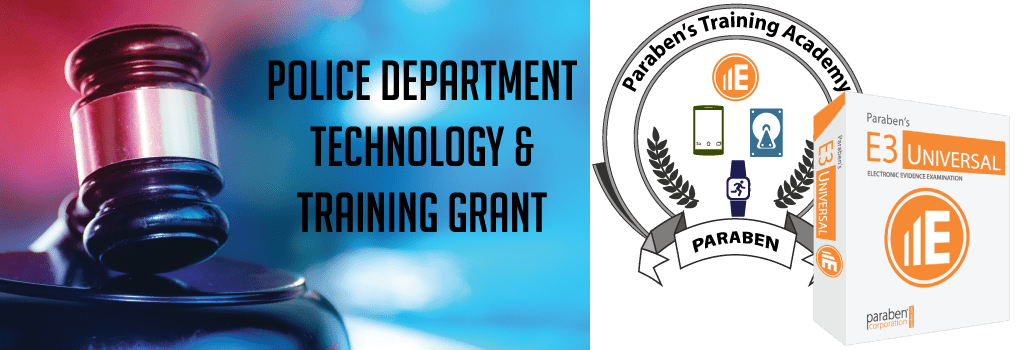 E3 Empowers Small Police Departments with Free Digital Forensic Software and Training Grant