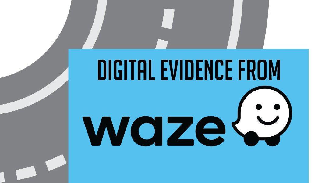 Waze Data in Smartphones